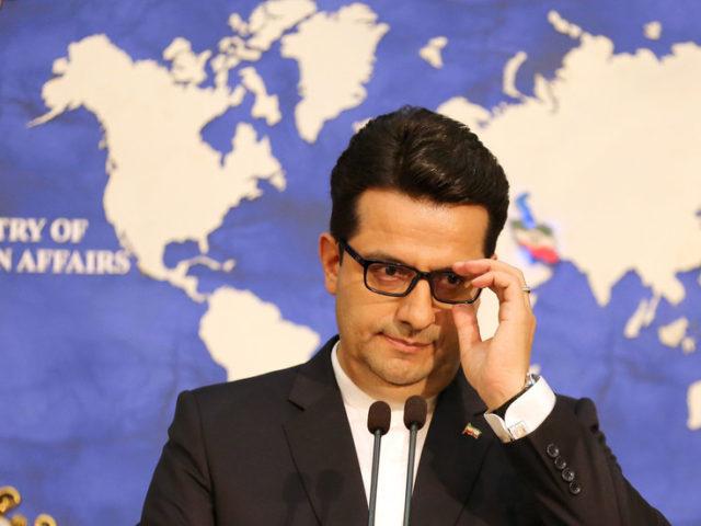 Iran FM spokesman rejects UK's blame for oil field attacks, slams British 'war crimes' in Yemen