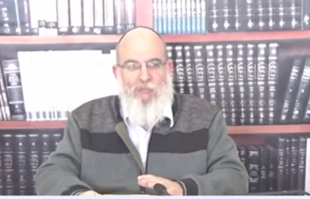 """Yes, we are racists,"" ""Come, be my slave"" — teaching by Israeli rabbi"