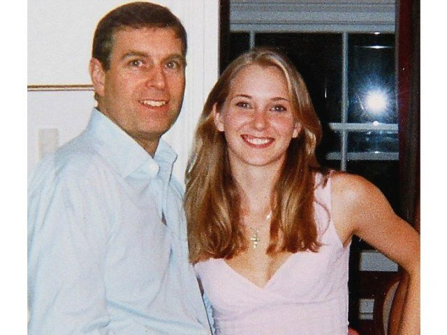 Epstein's 'Slave' Virginia Giuffre Details First Time She Had Sex With 'Abuser' Prince Andrew