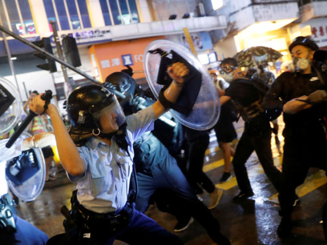 Amnesty International Accuses Hong Kong of Excessive Force, Torture Against Protesters