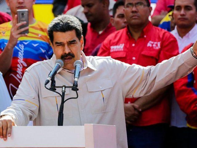 Maduro Believes Trump Hates Latin American Peoples, Especially Venezuelans