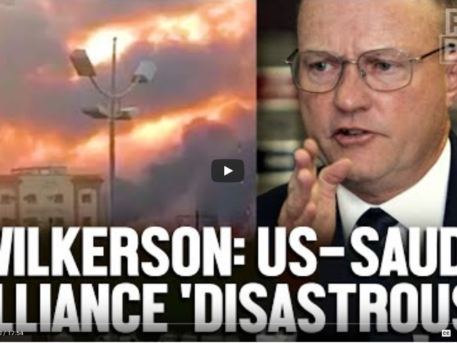 US troops in Saudi Arabia defend hegemony, not security