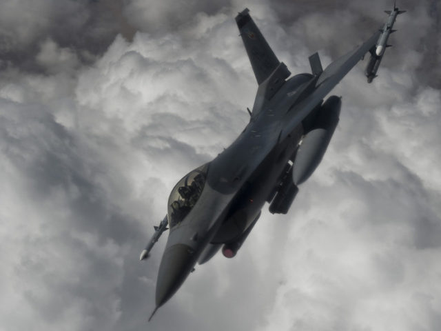 US F-16 fighter jet crashes in western Germany