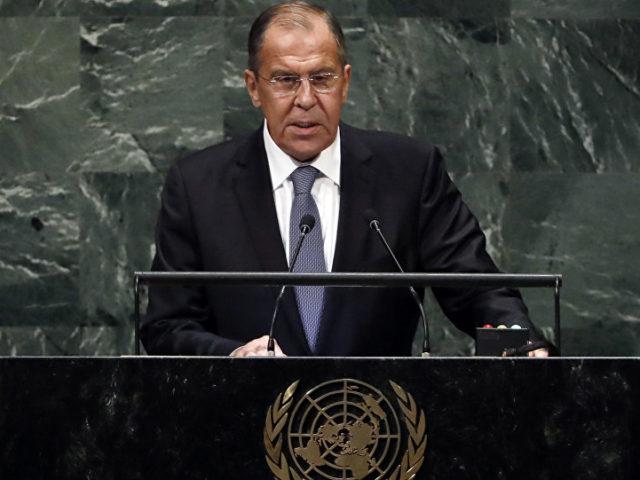 Russian FM Lavrov Raises Issue of UN HQ Location After UNGA Visa Scandal