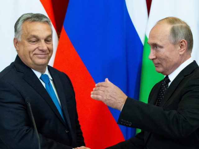 No matter what Putin tells Orban in Budapest, the US and its allies will highly likely be irritated