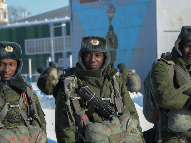 Everything a foreigner needs to know to become a soldier in the Russian Armed Forces