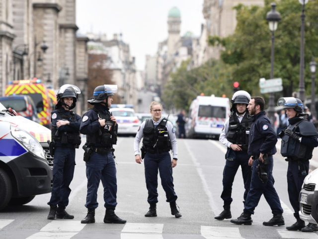 Knife attack at Paris police HQ: At least four officers dead, suspect fatally shot, reports say