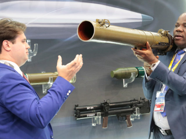 Russia's 'secret weapon' for winning influence in Africa – and it's not what you might think