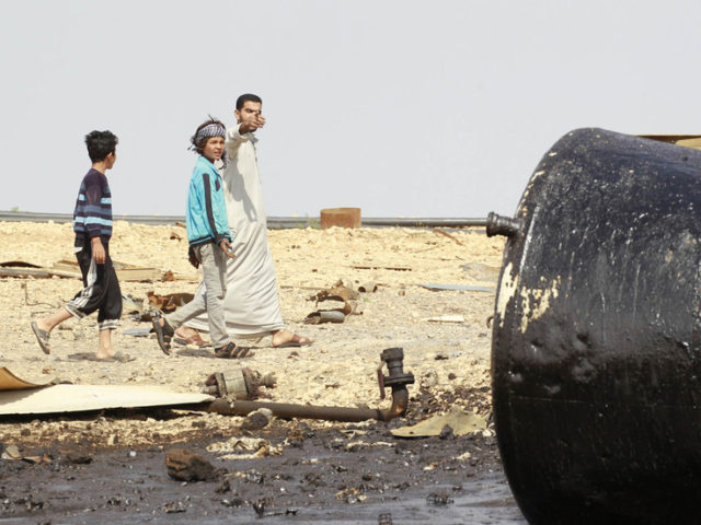 Whose oil is it anyway? Time for Trump to leave Syrian oil to the Syrians