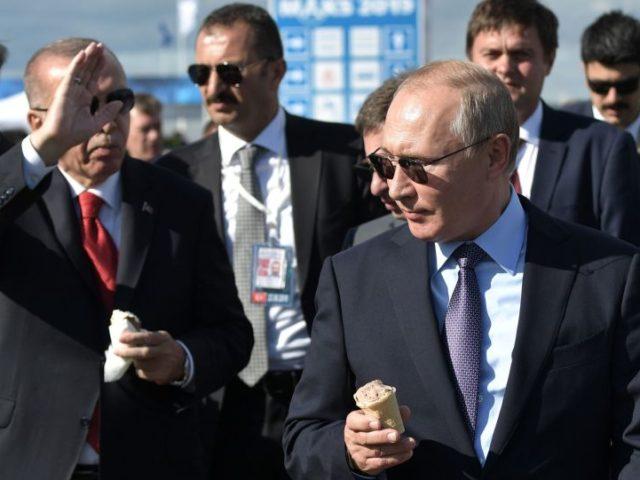 Made in Russia: Vladimir Putin's Favourite Ice Cream is Going International