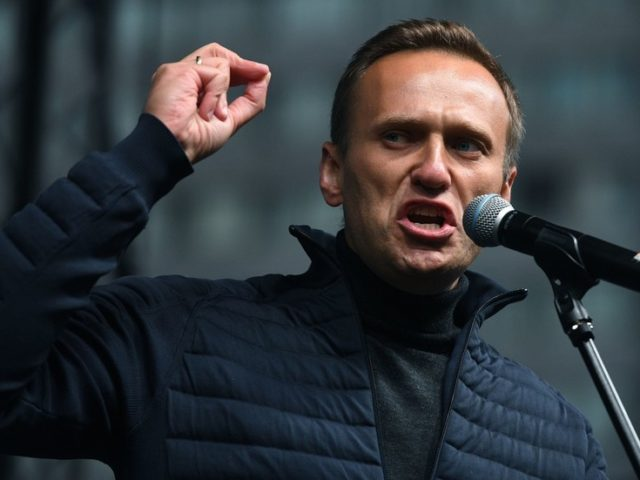 NGO of Kremlin critic Navalny declared foreign agent by justice ministry