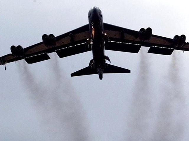 US B-52 Bomber En Route to Syria Escorted by Greek Fighter Jets – Reports