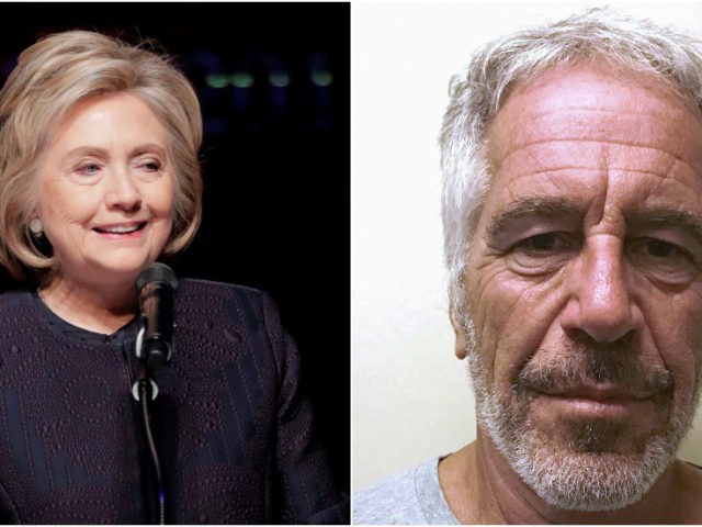 How did you kill Jeffrey Epstein?' Hillary Clinton bursts into laughter over dead body joke… again