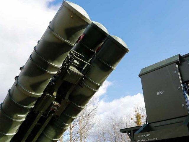 US Official Claims Russia Exploits Countries' Security Requirements with S-400