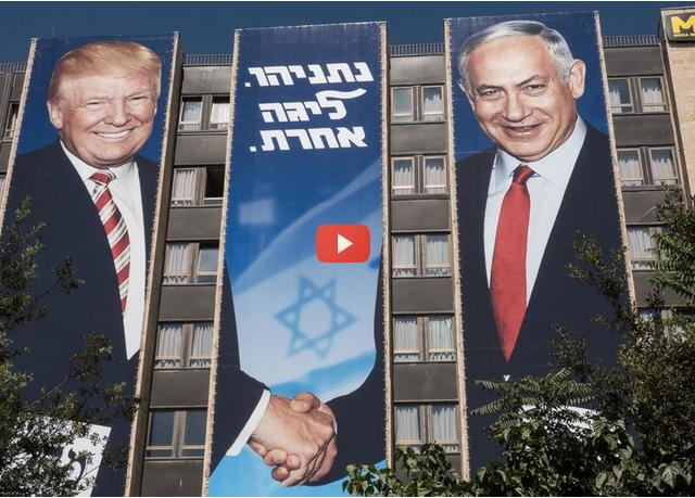 US helps Netanyahu's election chances, claiming West Bank settlements aren't illegal – Jesse Ventura