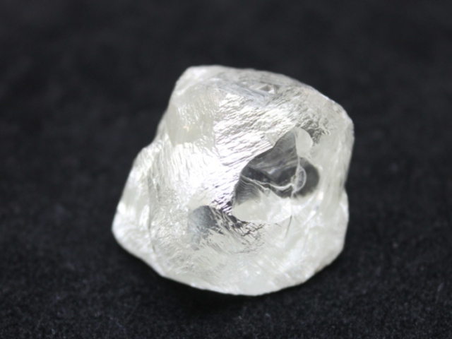 New Year's surprise from nature: Russia's diamond titan unearths massive 190-carat gem