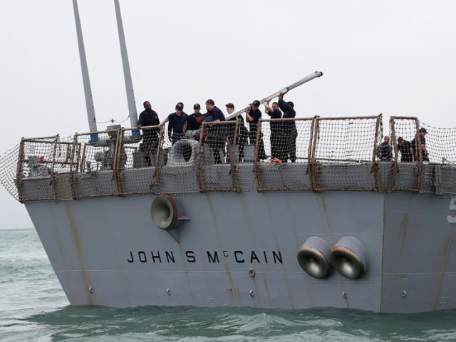 Touch-screen controls may have doomed USS McCain in tanker collision; now their makers will get paid to install upgrades