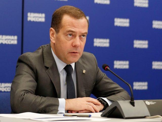 'Anti-Russia hysteria got chronic': PM Medvedev slams WADA ban on Russian athletes