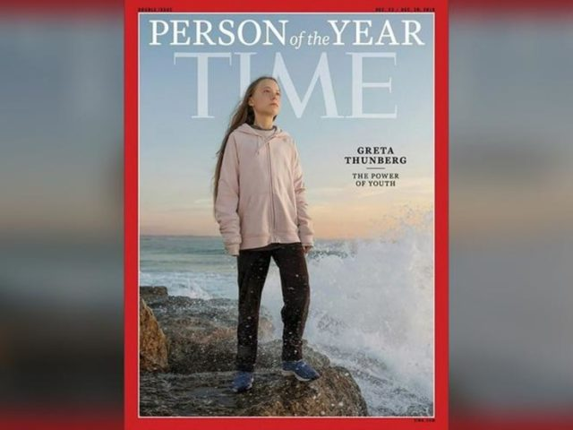 Greta Thunberg wins TIME Person of the Year: It's a symptom of a sick & confused world when adults make children their leaders
