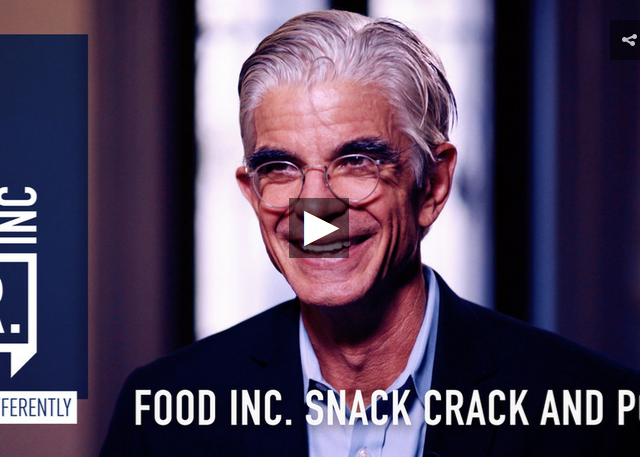 Food Inc. snack, crack and pop