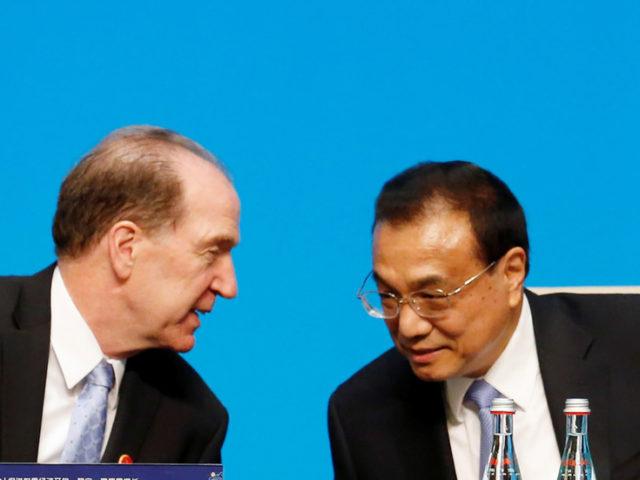 STOP it! Trump fumes at World Bank after it greenlights new $1bn+ loan program for China
