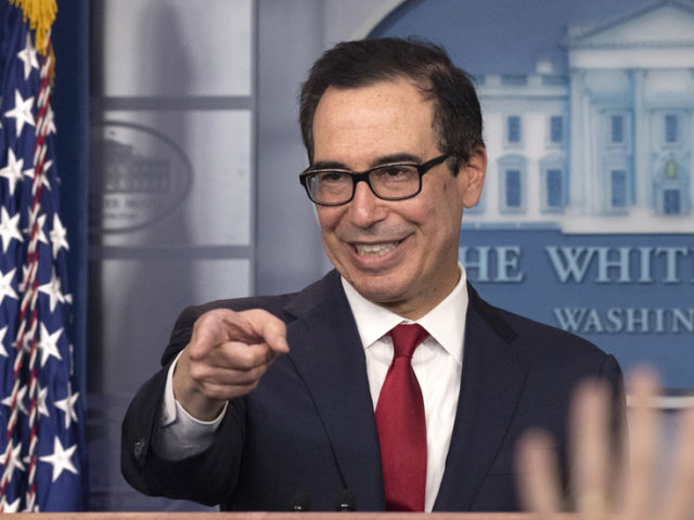 US Treasury chief says sanctions ALTERNATE military conflicts…but it hardly goes well with those sanctioned