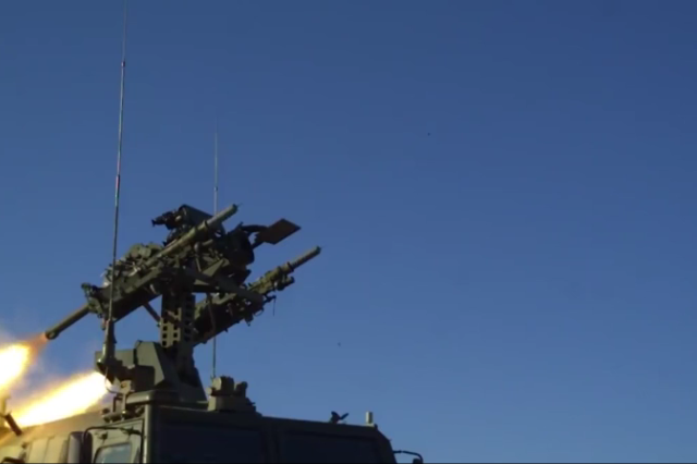 Shooting drones: New Russian light anti-aircraft system makes it through final test (VIDEO)