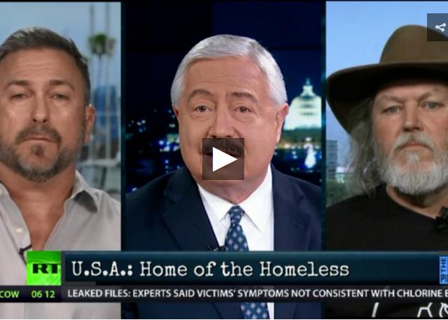 Homeless USA & Talkers Ten