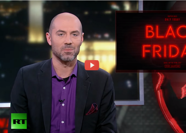 Black Friday: $7 BILLION spent while debt, low wage jobs dominate economy