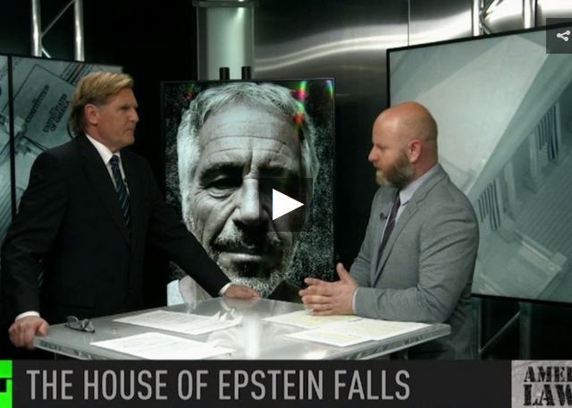 House of Epstein keeps crumbling