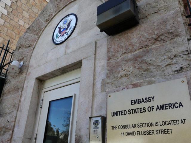 Embassy in Israel warns Americans 'heightened tensions' may bring rocket fire