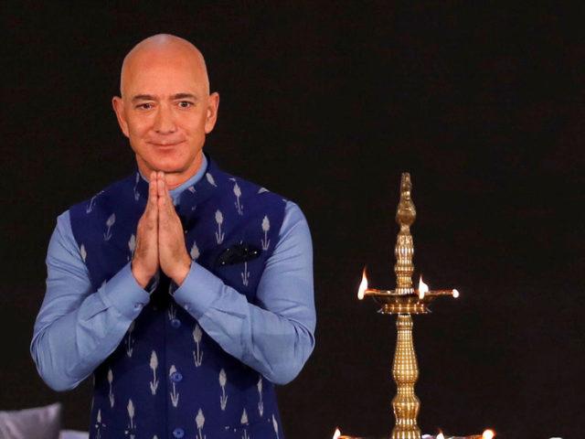 Amazon's billion-dollar investment pledge isn't doing India any favours – commerce minister