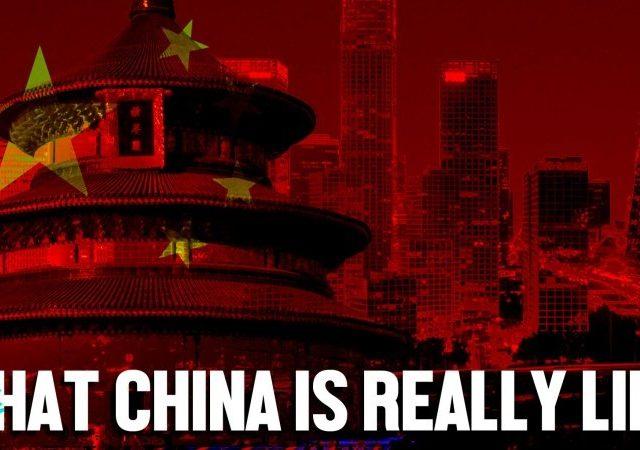 Busting pro-war propaganda: what China is really like.