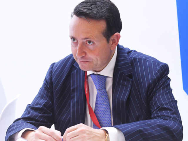 How an Italian became one of Russia's top financiers