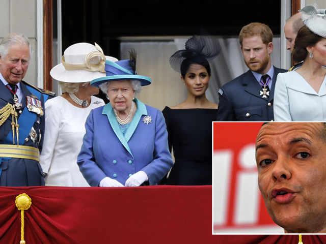 Risky pitch? Labour leadership hopeful calls for 'referendum' on British Royal family (VIDEO)