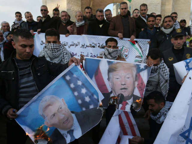 Hamas: 'All Options Legitimate' Now for Palestinians to Fight Trump's Contentious Peace Plan