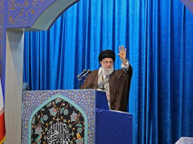 'Be very careful with your words': Trump warns Iran's Khamenei after ayatollah goes on fiery sermon slamming 'American Clowns'