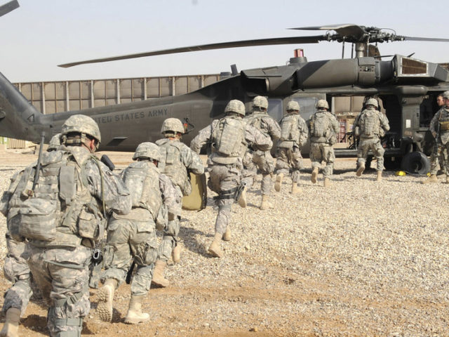 US coalition to leave Iraq 'in due deference to sovereignty' – general