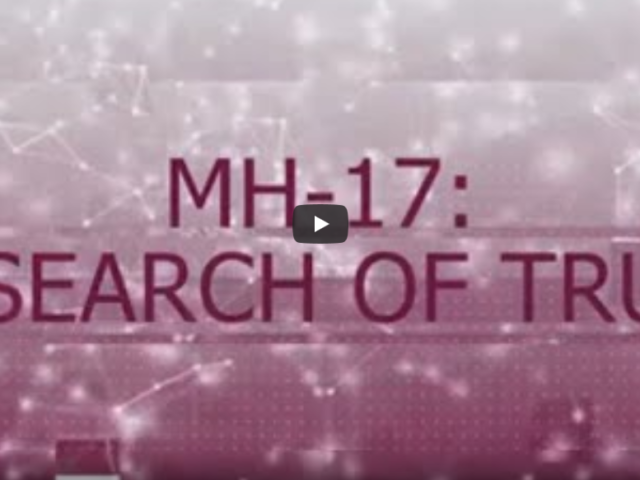 MH-17: In Search of Truth
