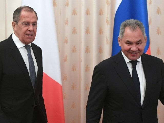 Defense, Foreign and Finance ministers retain their positions in new Russian government