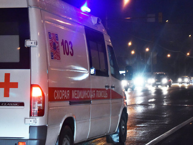 Seven Chinese Citizens With Viral Respiratory Illness Symptoms Hospitalised in Moscow