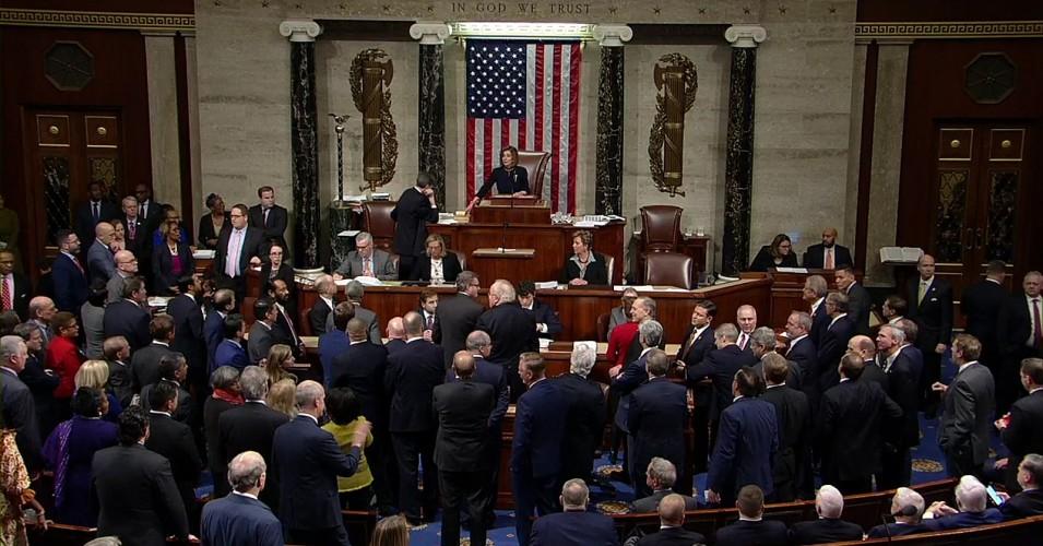 The Senate impeachment