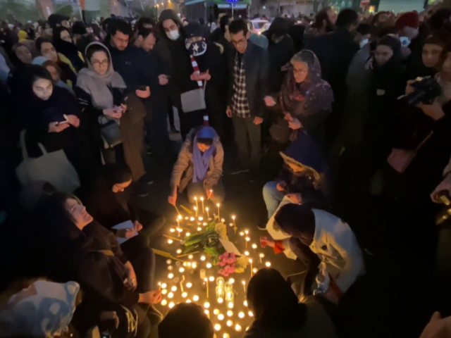 Protests, vigils at Iran universities after Tehran admits Ukrainian plane shot down