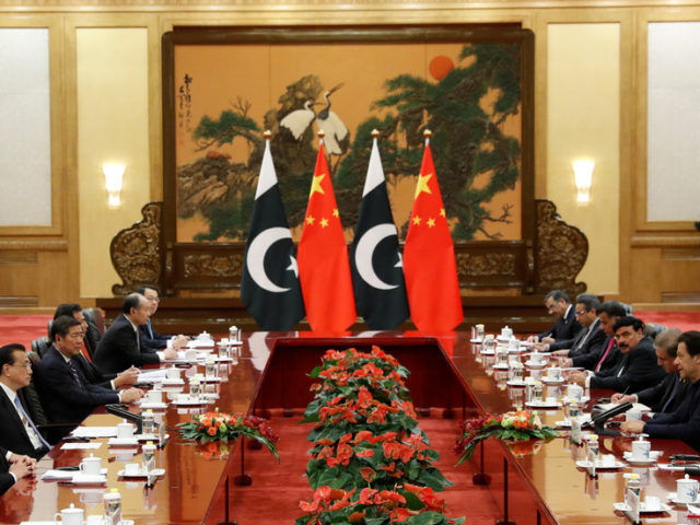 China drops tariffs on hundreds of Pakistani products as wide-ranging trade agreement takes effect