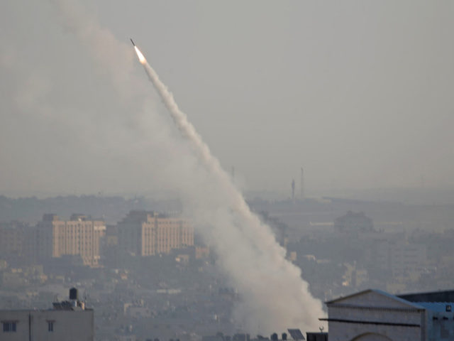 Palestinians launch rocket attack on southern Israel (VIDEOS)
