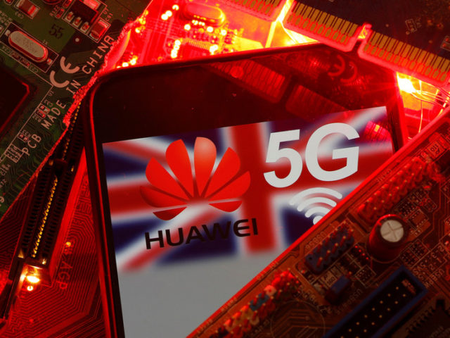 Between a rock and a hard place: UK trying to balance between China & US over Huawei's 5G rollout