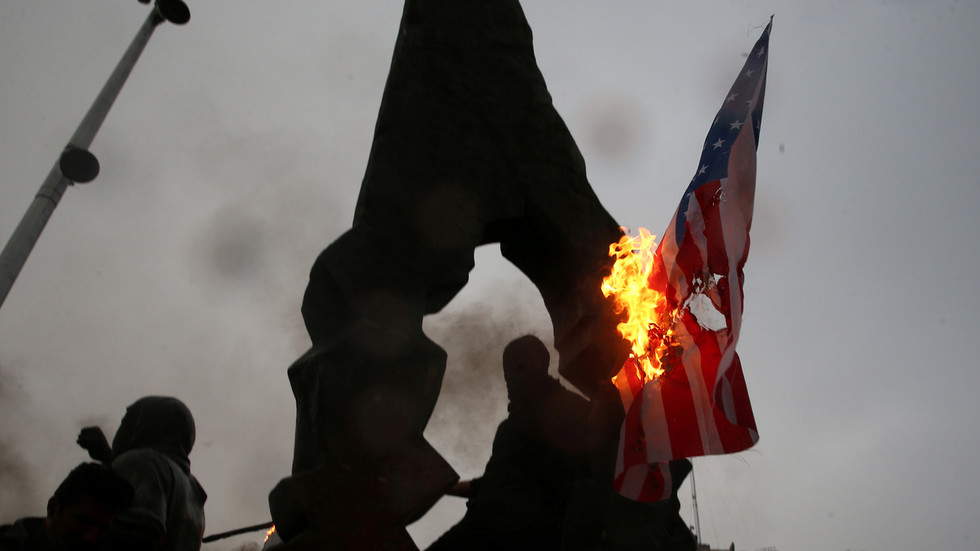 An attack that killed two US troops