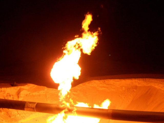 Gunmen blow up gas pipeline between Egypt & Israel – reports