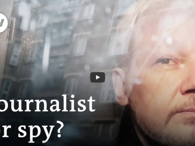WikiLeaks – public enemy Julian Assange | DW Documentary