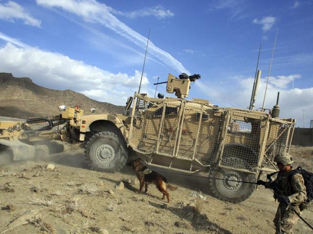 US military confirms 2 troops killed & 6 injured in Afghanistan by 'individual in Afghan uniform'